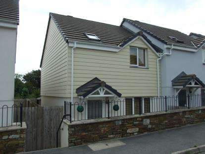 2 Bedrooms Terraced House for sale in The Sidings, Delabole, Cornwall
