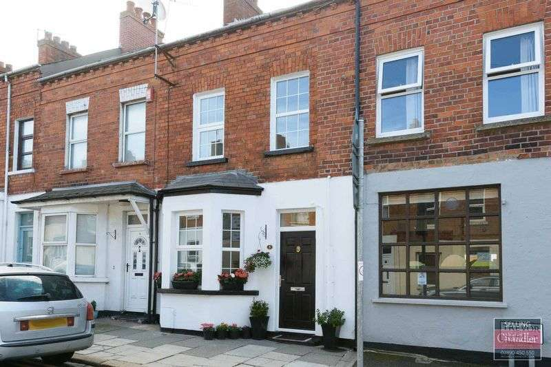 4 Bedrooms Terraced House for sale in 3 Trevor Street, Holywood, BT18 9NA