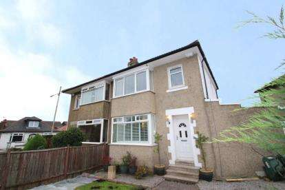 3 Bedrooms Semi Detached House for sale in Crookston Road, Glasgow, Lanarkshire