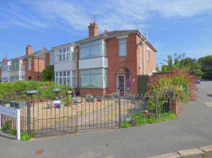 3 Bedrooms Semi Detached House for sale in Campion Green, Leamington Spa, Warwickshire