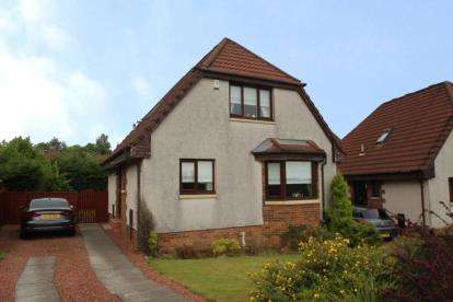 3 Bedrooms Detached House for sale in Lansdowne Drive, Cumbernauld
