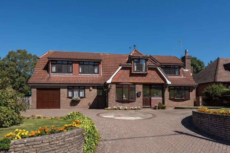 5 Bedrooms Detached House for sale in Underhill Lane, Ditchling, West Sussex,