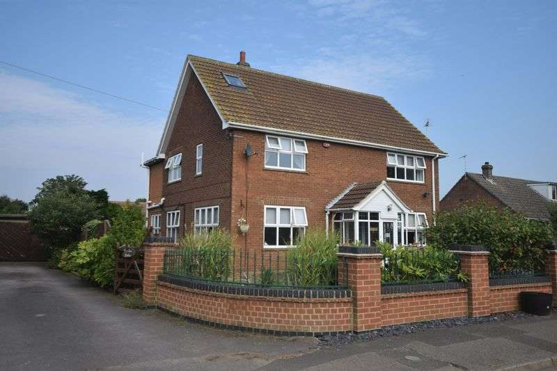 5 Bedrooms Detached House for sale in Main Street, Norton Disney, Lincoln