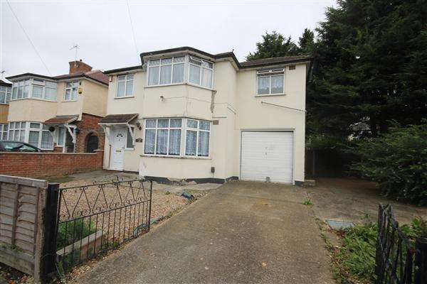 4 Bedrooms Detached House for sale in Drayton Gardens, West Drayton