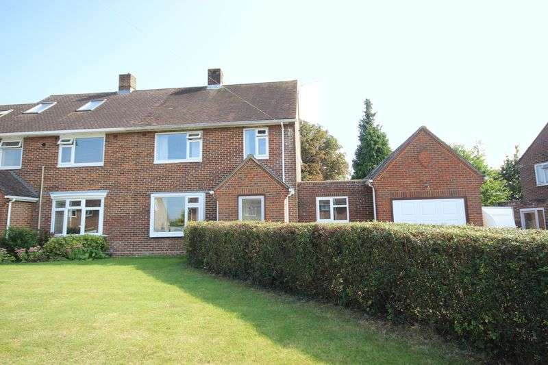 3 Bedrooms Semi Detached House for sale in PAULS DENE CRESCENT, SALISBURY, SP1