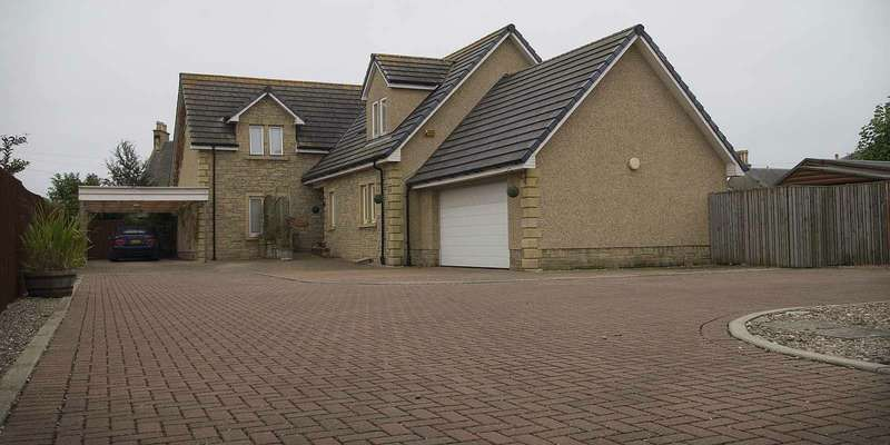 5 Bedrooms Detached House for sale in Ladywalk, Anstruther, Fife, KY10