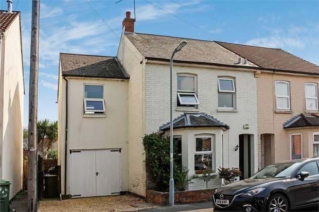 4 Bedrooms Semi Detached House for sale in Institute Road, ALDERSHOT, Hampshire