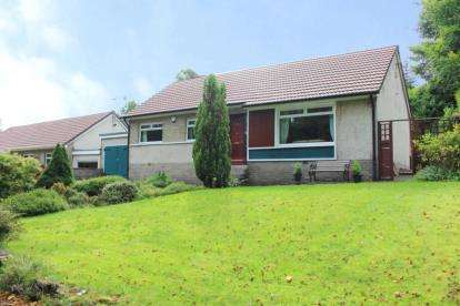 3 Bedrooms Bungalow for sale in Churchill Place, Kilbarchan