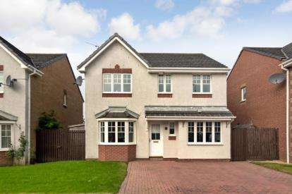 4 Bedrooms Detached House for sale in Cardhu Crescent, Kilmarnock