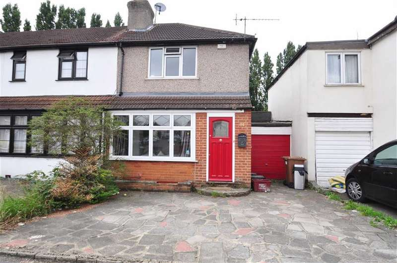 2 Bedrooms Property for sale in Olron Crescent, Bexleyheath