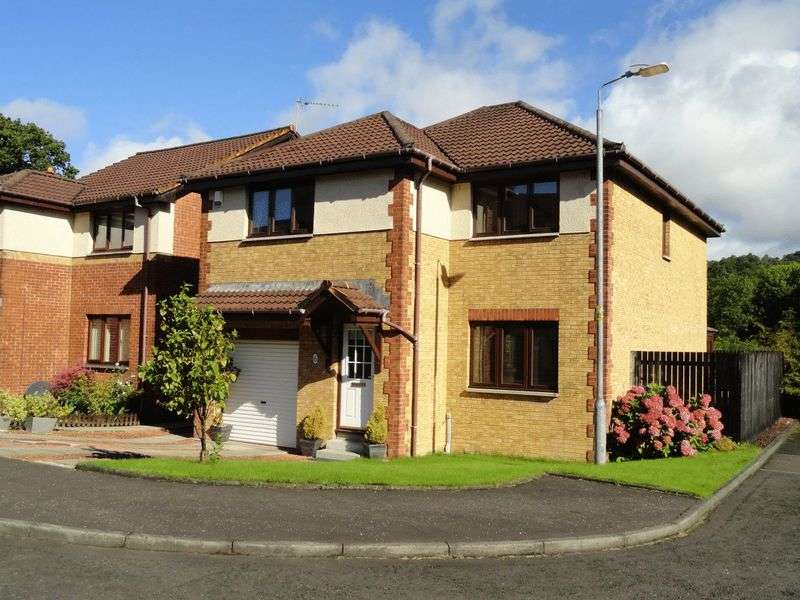 5 Bedrooms Detached House for sale in Oaktree Gardens, Dumbarton