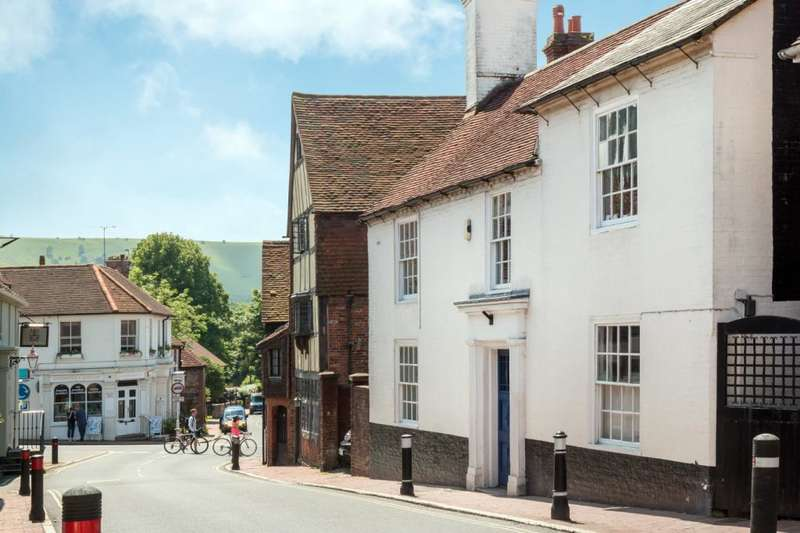 4 Bedrooms House for sale in High Street, Ditchling, Hassocks, East Sussex, BN6