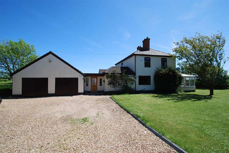 4 Bedrooms Detached House for sale in Whitehouse Cottage, Dovecote Lane Wainfleet, Skegness