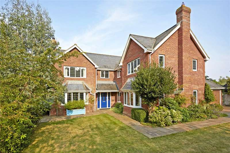5 Bedrooms Detached House for sale in South View, Epsom, Surrey, KT19
