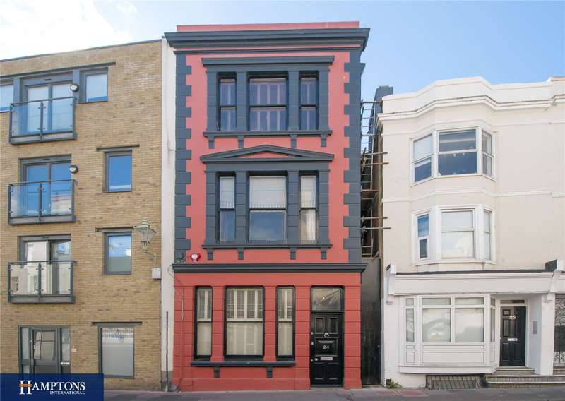 6 Bedrooms Semi Detached House for sale in Middle Street, Brighton, East Sussex, BN1