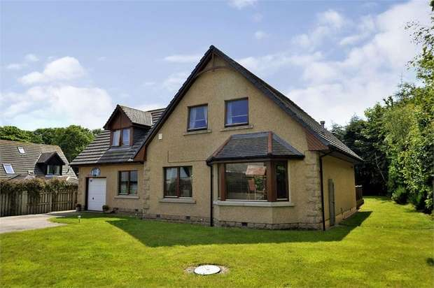 5 Bedrooms Detached House for sale in Mitchell Place, Balmedie, Aberdeen