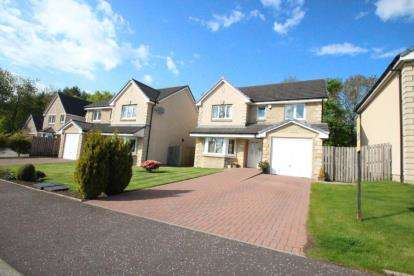 4 Bedrooms Detached House for sale in Balgeddie Park, Glenrothes