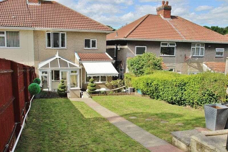 3 Bedrooms Semi Detached House for sale in Wonderful 3 Bed Semi Detached Home in Hengrove with Double Garage
