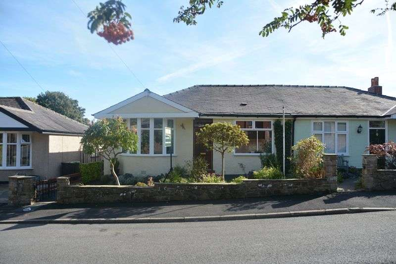 2 Bedrooms Semi Detached Bungalow for sale in Ash Lane, Great Harwood