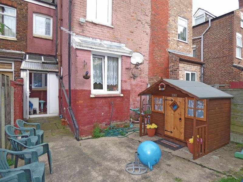 4 Bedrooms Terraced House for sale in Marshall Road, Manchester