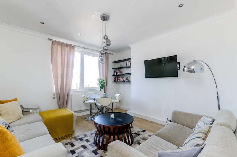 Flat in  York Road  Battersea  SW11  Richmond