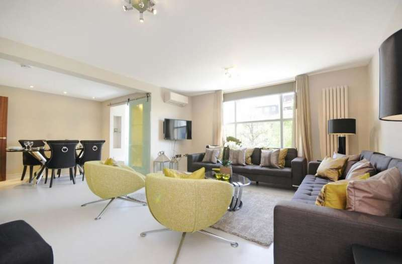 Flat in  St Johns Wood Park  St. Johns Wood  NW8  Richmond