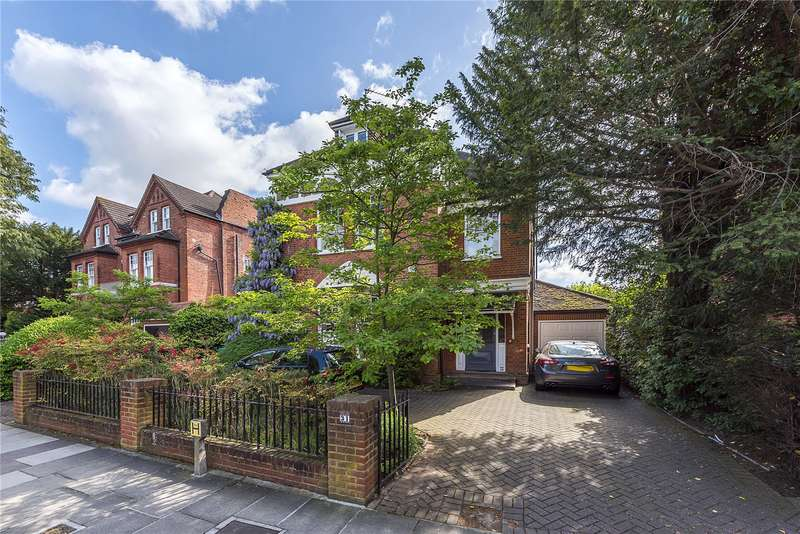 Detached house in  Strawberry Hill Road  Strawberry Hill  TW1  Richmond
