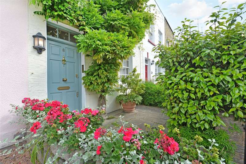 Terraced house in  Childs Street  London  SW5  Richmond