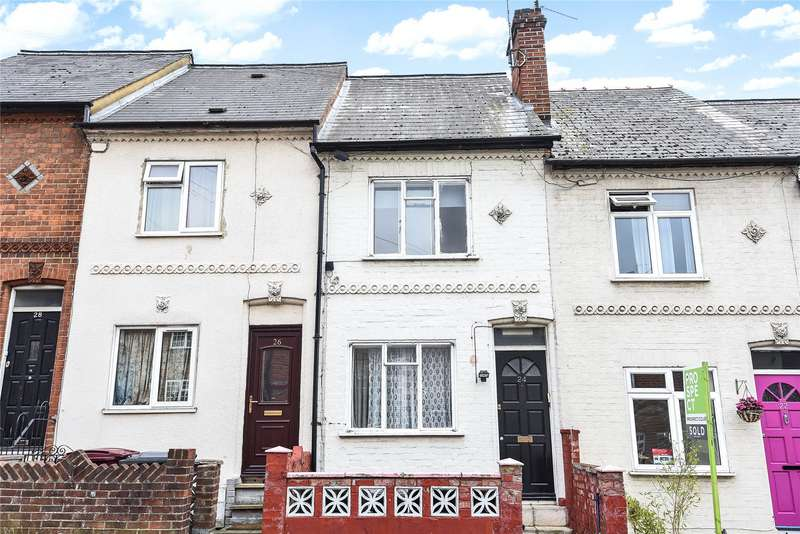 Terraced house in  Alpine Street  Reading  Berkshire  RG1  Reading
