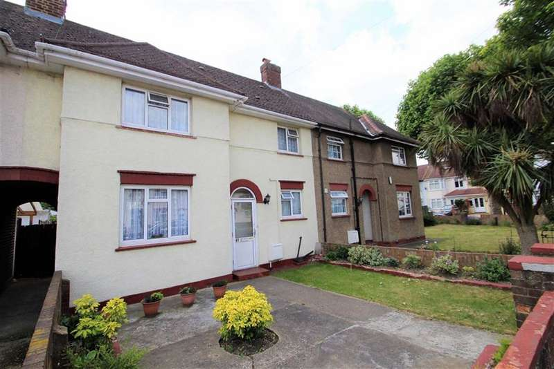 Terraced house in  Dormers Avenue  Southall  UB1  Richmond
