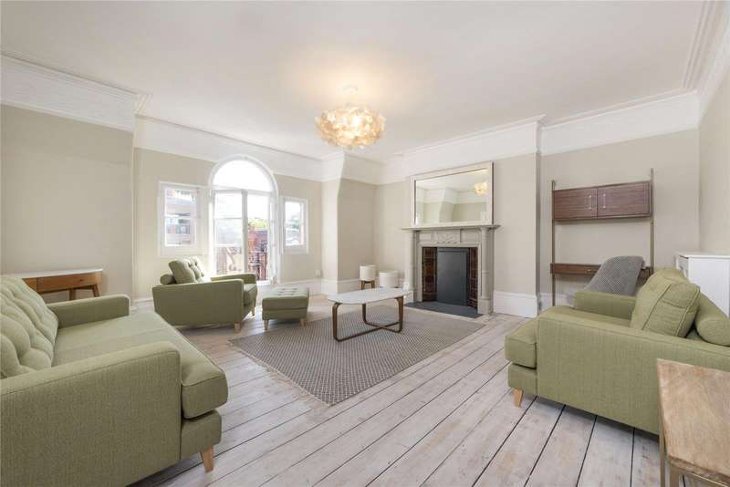 Flat in  Fortune Green Road  Hampstead  NW6  Richmond