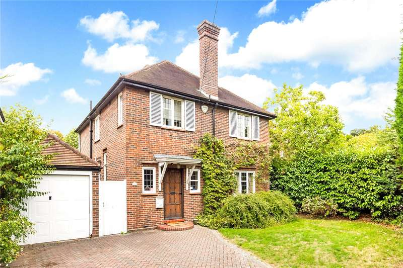 Detached house in  Hare Lane  Claygate  Esher  Surrey  KT10  Richmond