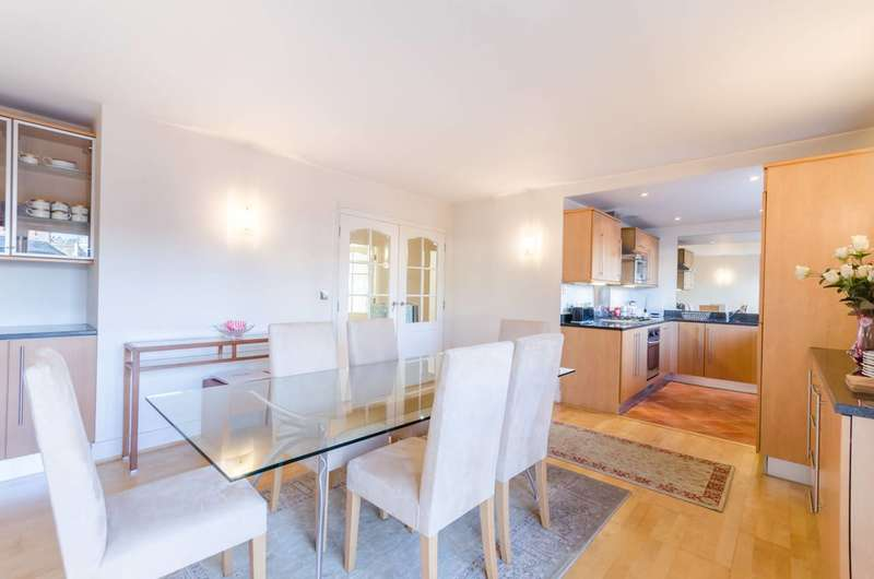 Flat in  Harrowby Street  Marylebone  W1H  Richmond