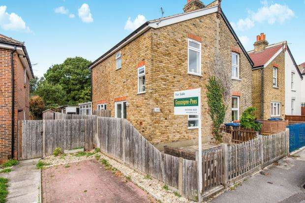 Semi Detached in  Gladstone Road  Kingston Upon Thames  Surrey  KT1  Richmond