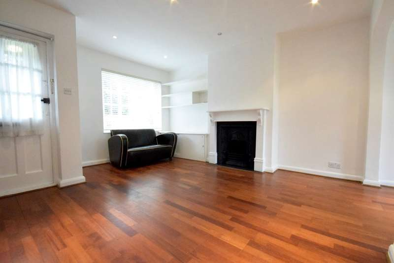 Semi Detached in  Wordsworth Walk  London  NW11  Richmond