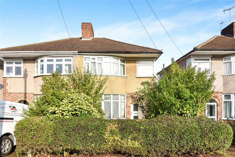 Semi Detached in  The Heights  Northolt  Middlesex  UB5  Richmond