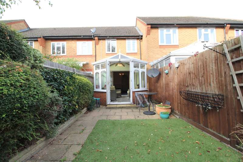 Terraced house in  Saddlebrook Park  Sunbury-on-thames  TW16  Richmond