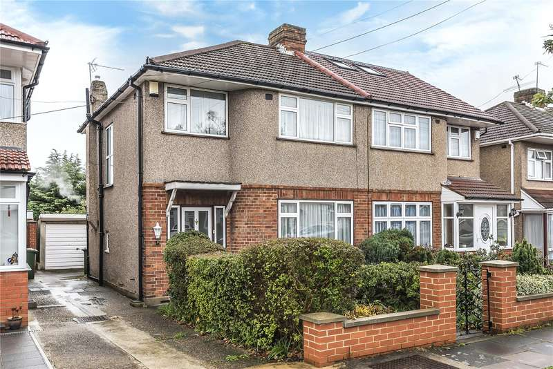 Semi Detached in  Uppingham Avenue  Stanmore  Middlesex  HA7  Richmond
