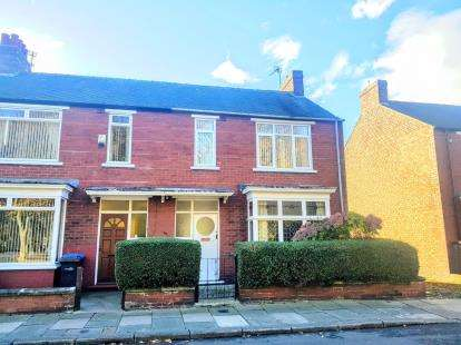 3 Bedroom House For Sale In Chipchase Road Middlesbrough TS5