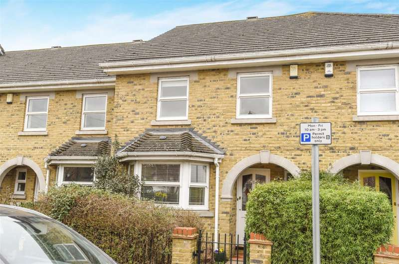 Terraced house in  Dinton Road  Ham  Kingston Upon Thames  KT2  Richmond