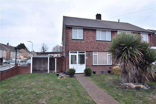 Semi Detached in  Langdale Drive  Hayes  UB4  Richmond