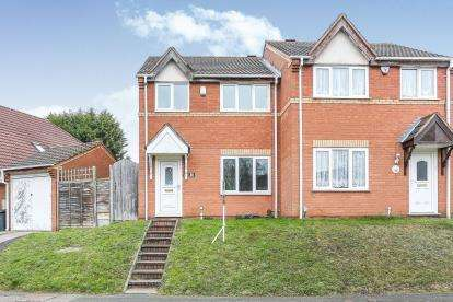 Semi Detached in  Cambridge Way  Birmingham  West Midlands  B27  Birmingham