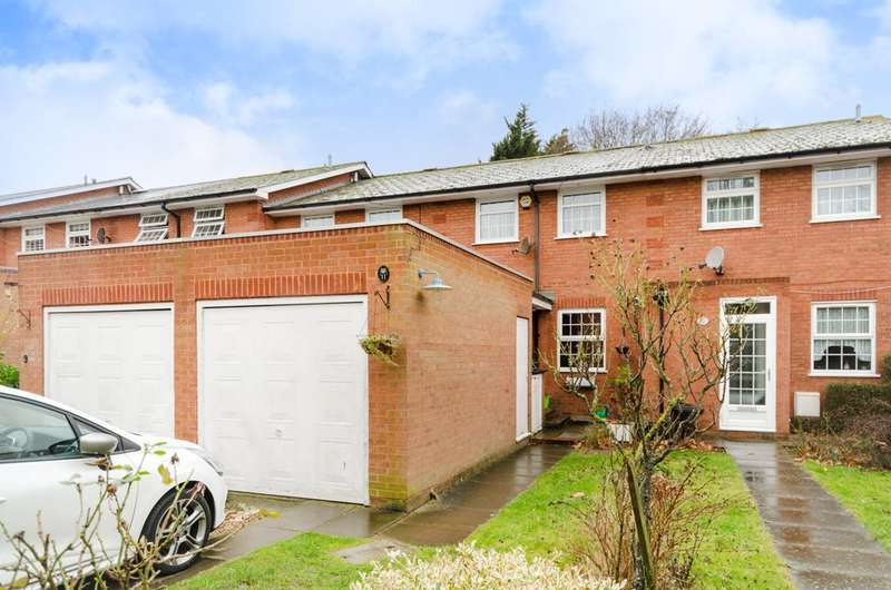 Terraced house in  Rectory Close  Raynes Park  SW20  Wimbledon