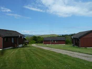 3 Bedrooms Chalet House for sale in Meldalloch Lodges, Kilfinan, TIGHNABRUAICH, Argyll and Bute