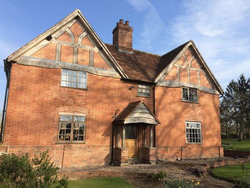 5 Bedrooms Detached House for sale in Packwood Road, Solihull