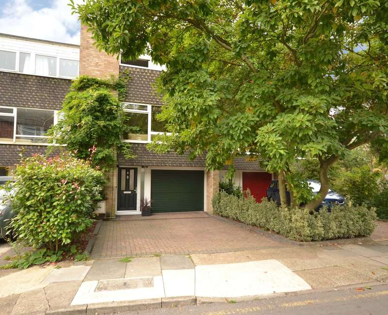 Terraced house in  Kingswood Close  Surbiton  KT6  Richmond