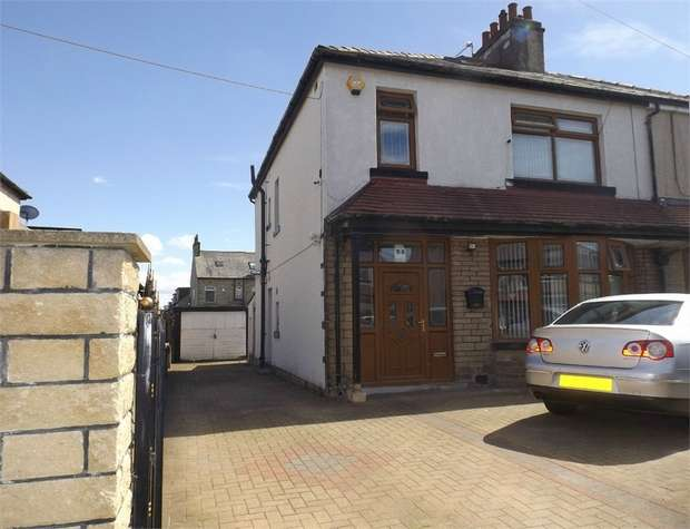 4 Bedrooms End Of Terrace House for sale in Baring Avenue, Bradford, West Yorkshire
