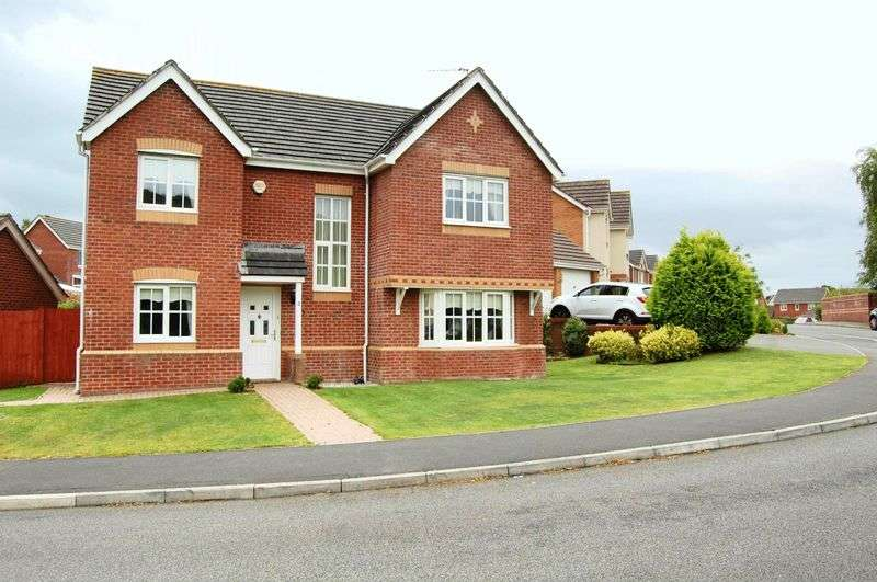 4 Bedrooms Detached House for sale in Golwg-Y-Tywyn, Burry Port