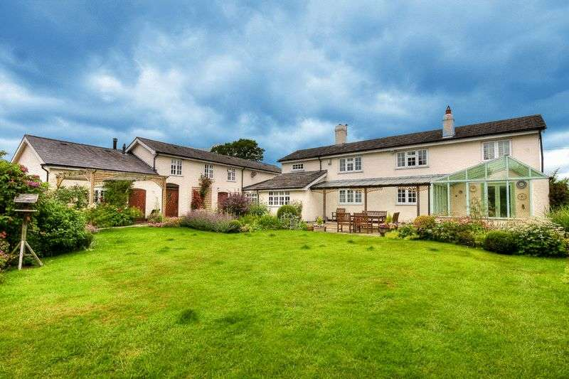 Property for sale in Agden Lane, Knutsford