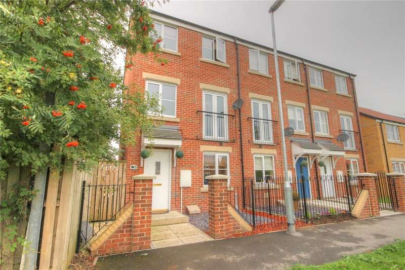 3 Bedrooms End Of Terrace House for sale in Watson Park, Spennymoor, County Durham, DL16